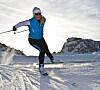 GØY PÅ SKI: Med litt bedre teknikk går skituren eller -treningen så mye lettere. Morsommere blir det også. Foto: NTBScanpix