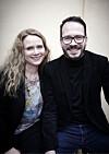 HOLDER SAMMEN: Kristian og Henriette har et helt spesielt forhold i dag Foto: Geir Dokken / All Over Press Norway