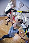 KOMPRESJON: Såkalt kompresjonstøy skal kunne gi en rekke fordeler i forbindelse med treningen, deriblant gi bedre blodgjennomstrømning og minske risikoen for å bli støl og stiv. Men funker det egentlig?